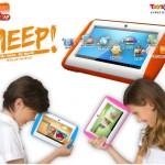 トイザらスが子ども用アンドロイドタブレット・MEEP!を発売!これは気になる!