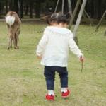 ユニクロの万能レギンスは1~2歳時の子どもに超オススメ。