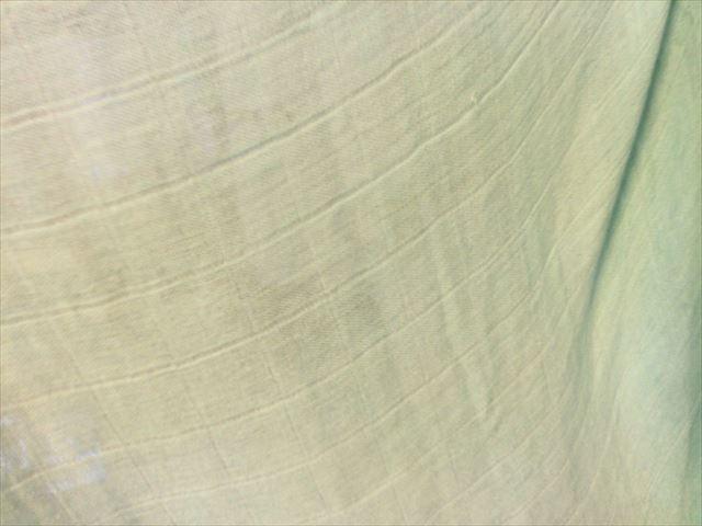 モスリンコットン(竹原料のレーヨン)