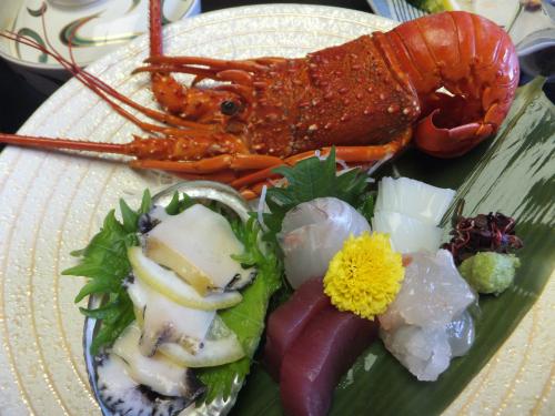 戸田家夕食の一部