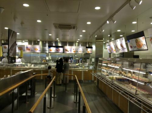IKEAレストラン