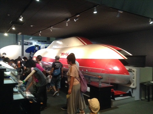 リニアモーターカー交通科学博物館