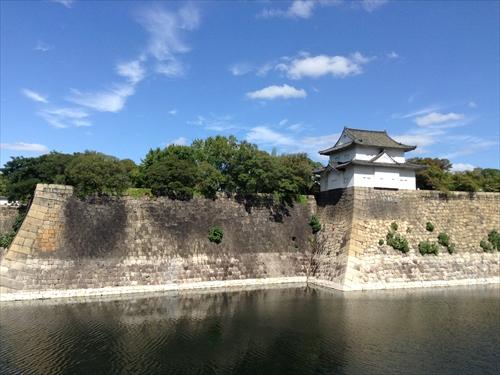 大阪城大手前