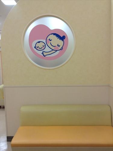 あべのキューズモールのベビールーム(赤ちゃん休憩室)