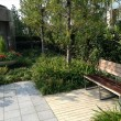 グランフロント大阪南館9階屋上庭園