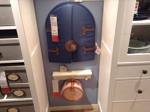 IKEA子供用鏡