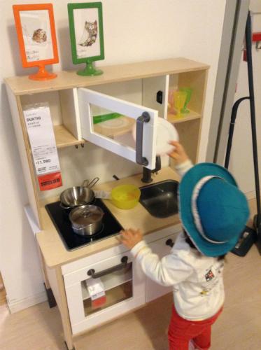 IKEA子供用キッチン