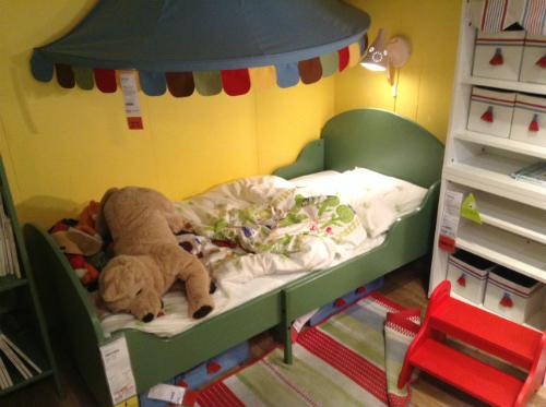 IKEA子供部屋
