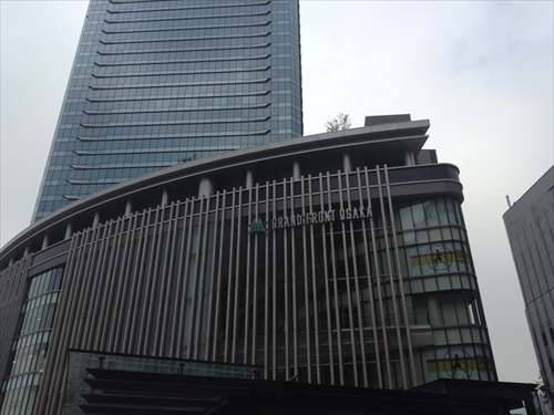 グランフロント大阪南館
