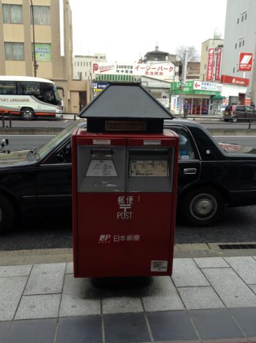 奈良郵便ポスト