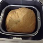 67%オフツインバードホームベーカリーPY-E731で、全粒粉パンを作ってみた