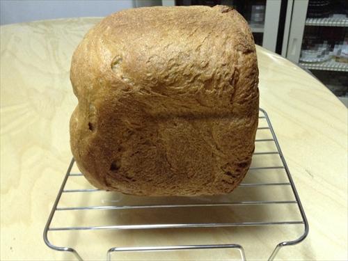 パンのあら熱を取る