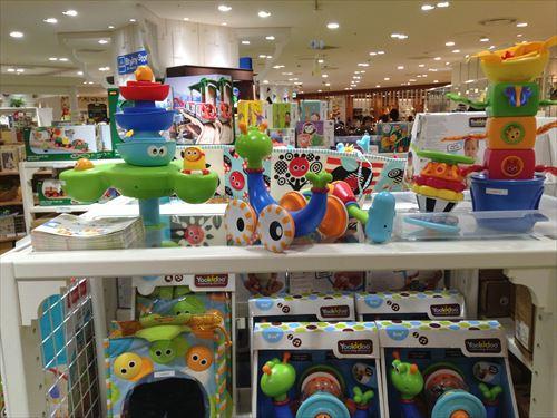 阪急おもちゃ売り場