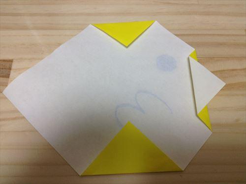 ダイソー「はじめての折り紙1」