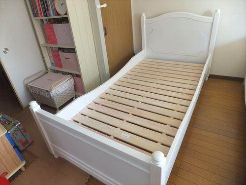 モモナチュラルの子供用のシングルベッド・EMMA-yuan(エマーユアン)