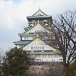 初詣に大阪城内の豊国神社に行ってきました