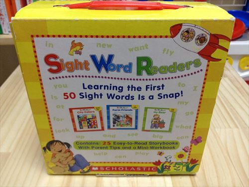 sight-word-readers: Learning the First 50 Sight Words is a Snap!