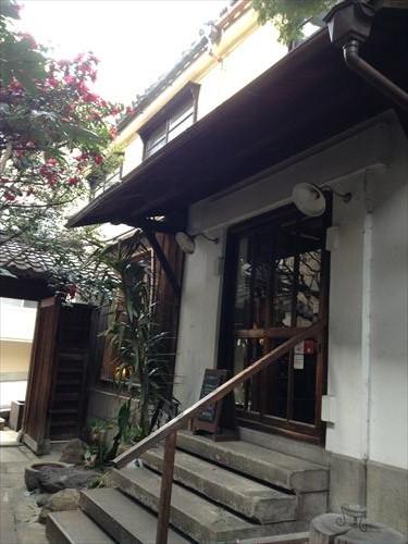 エクチュアからほり「蔵」本店の入口
