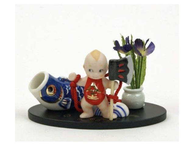 キューピー五月人形