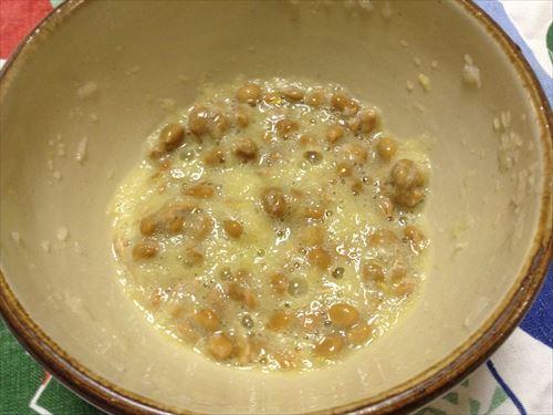 納豆+大根おろしで納豆好きになろう!