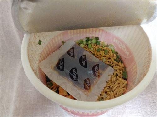 日清カップヌードル・トムヤムクンヌードル(タイ輸入)