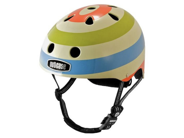 子供用ヘルメット「ポップブルズアイ・Nutcase」
