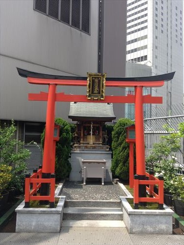 阪神百貨店屋上