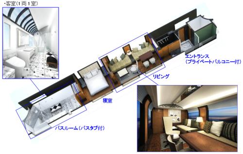 JR西日本クルーズトレイン