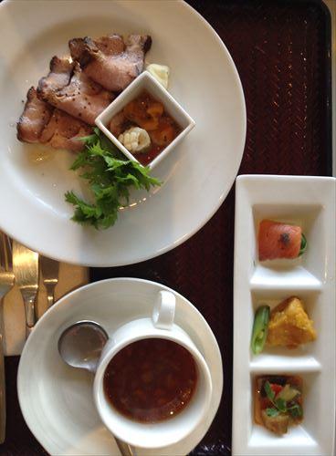 白浜「浜千鳥の湯・海舟」朝食