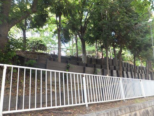 三光神社の南