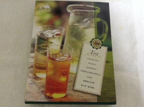 「限定品・特選アイスティー茶葉。7種類セット」