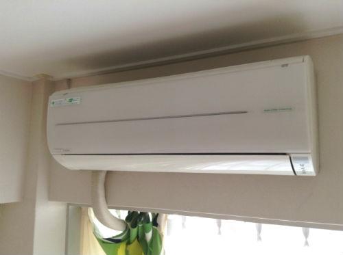 汗疹対策・エアコンの冷房