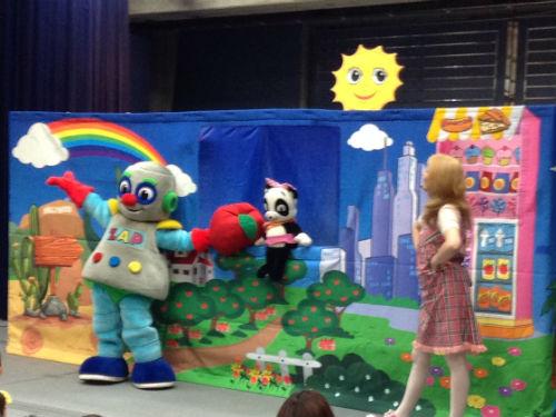 WFクラブ週末イベント・Fun with ZAP(2014)