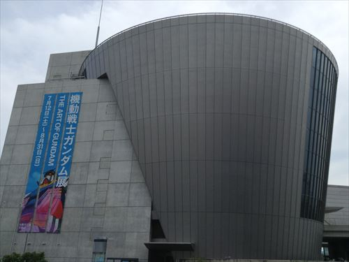 ガンダム展・大阪