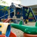 幼稚園園庭