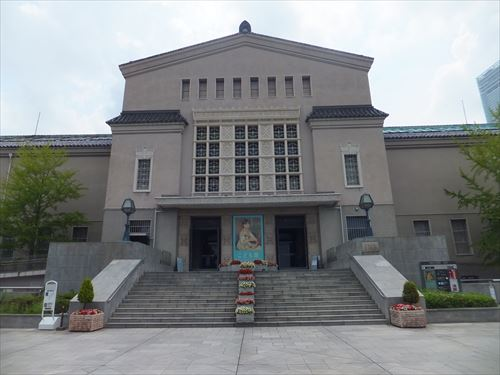 大阪市立美術館・こども展