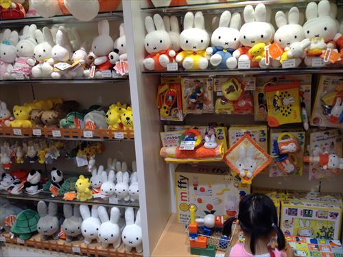 ミッフィースタイル大阪梅田店