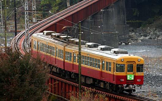 元京阪特急3000系・大井川鉄道