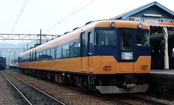 元近鉄電車・大井川鐵道