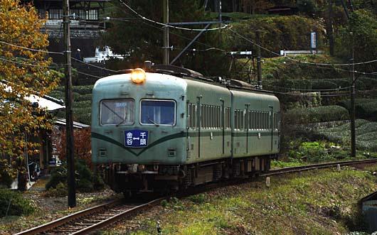 元南海電車・大井川鉄道
