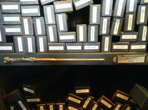 USJハリーポッター・ワイズエーカー魔法洋品店