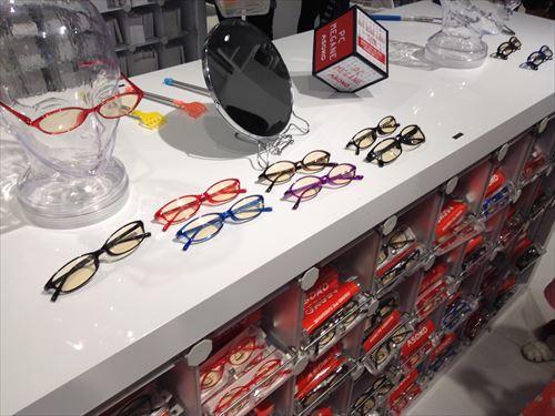 雑貨店「ASOKO」NU茶屋町店・PC用メガネ