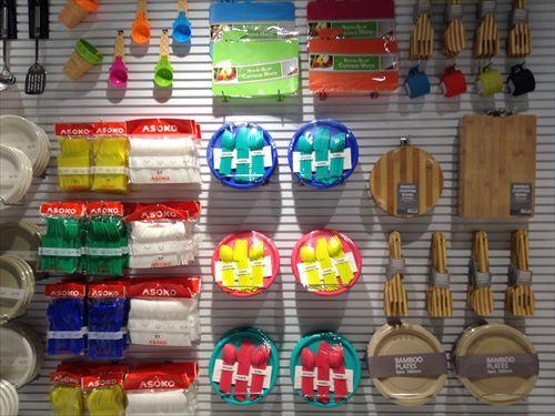 雑貨店「ASOKO」NU茶屋町店キッチン用品