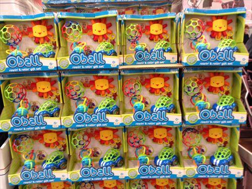 コストコ和泉倉庫店で売っている幼児用品・おもちゃ