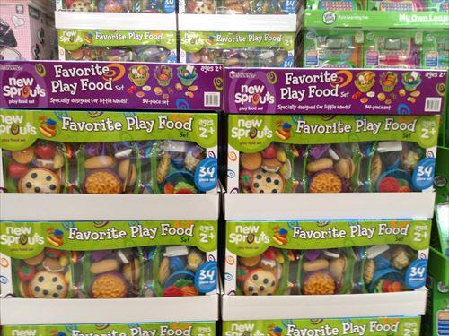 コストコ和泉倉庫店で売っている幼児用品・おもちゃ(おままごとセット)