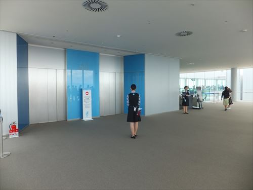 展望台ハルカス300エレベーター