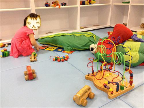 キッズプラザ大阪・ピカブー乳幼児エリア