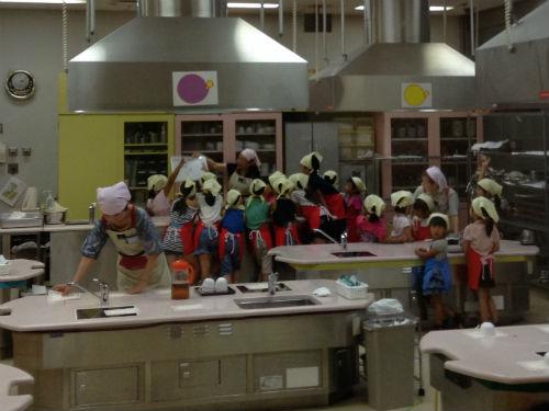 キッズプラザ大阪・パーティキッチン