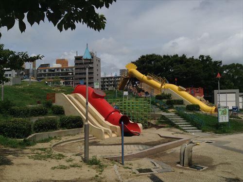 扇町公園・大型遊具公園