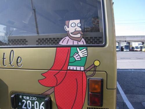 堺シャトルバス・南海バス